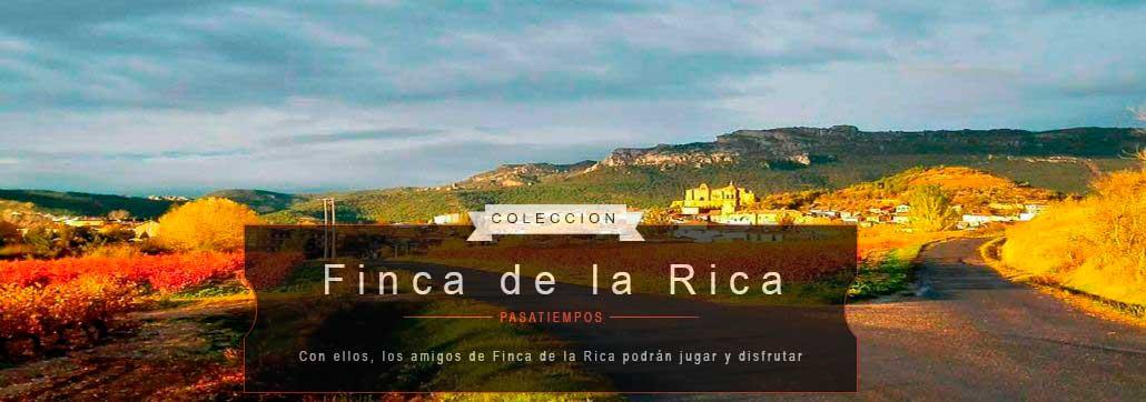Colección Finca de la Rica